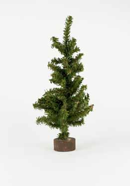[miniature Christmas tree]