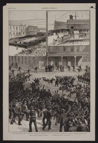 The anti-Chinese riot at Seattle, Washington Territory