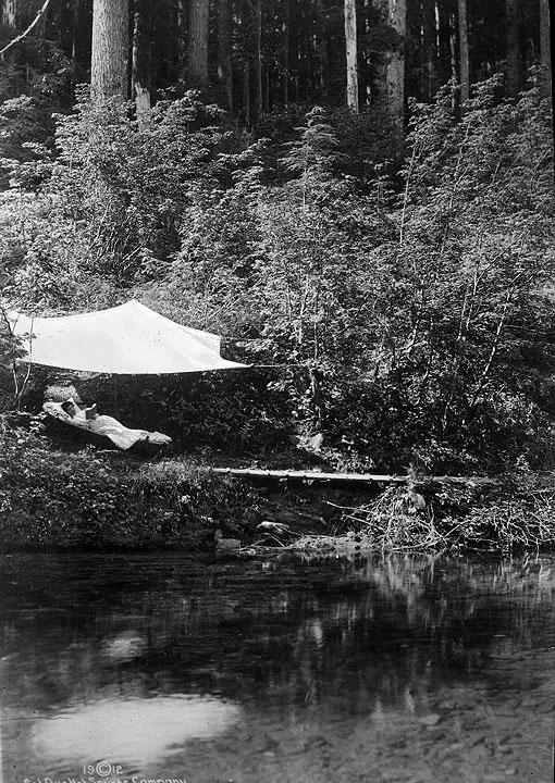 Sol Duc Hot Springs, 1912