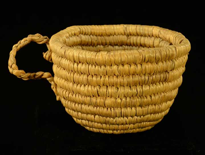 [basketry cup]
