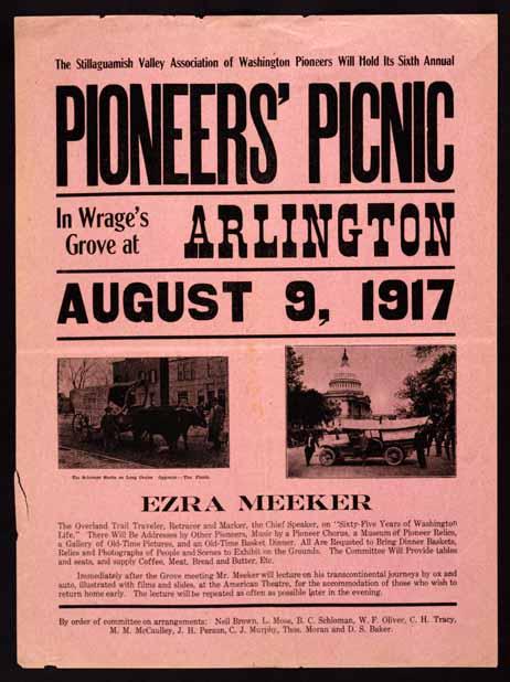 Pioneers' picnic