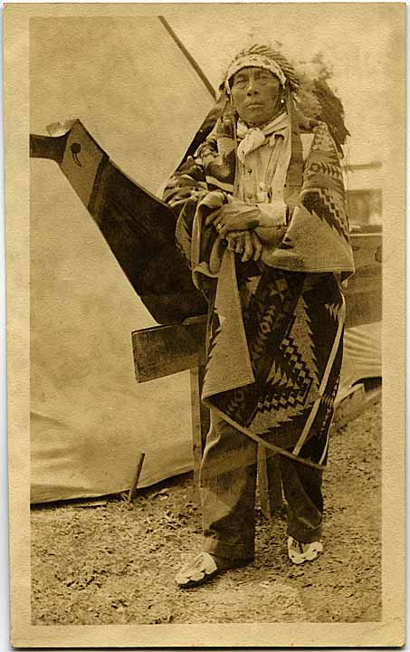 [Chief William Shelton, Tulalip]