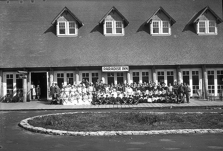 Hotel Crew, Paradise Inn [Mount Rainier National Park]