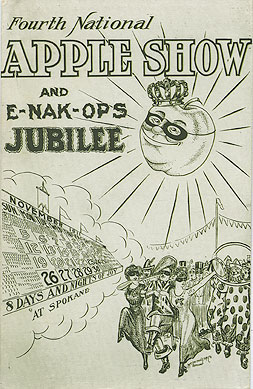 Fourth National Apple Show and E-NAK-OPS Jubiliee