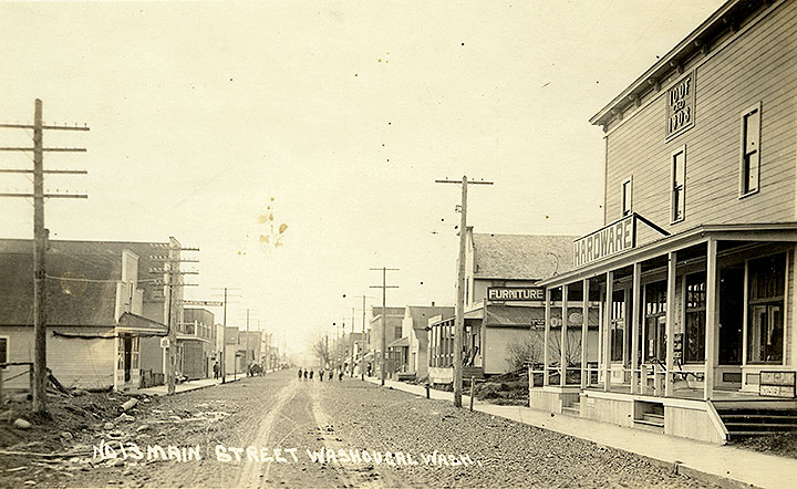 Main Street, Washougal, Wash