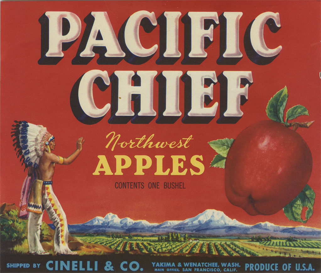 Pacific Chief Northwest Apples