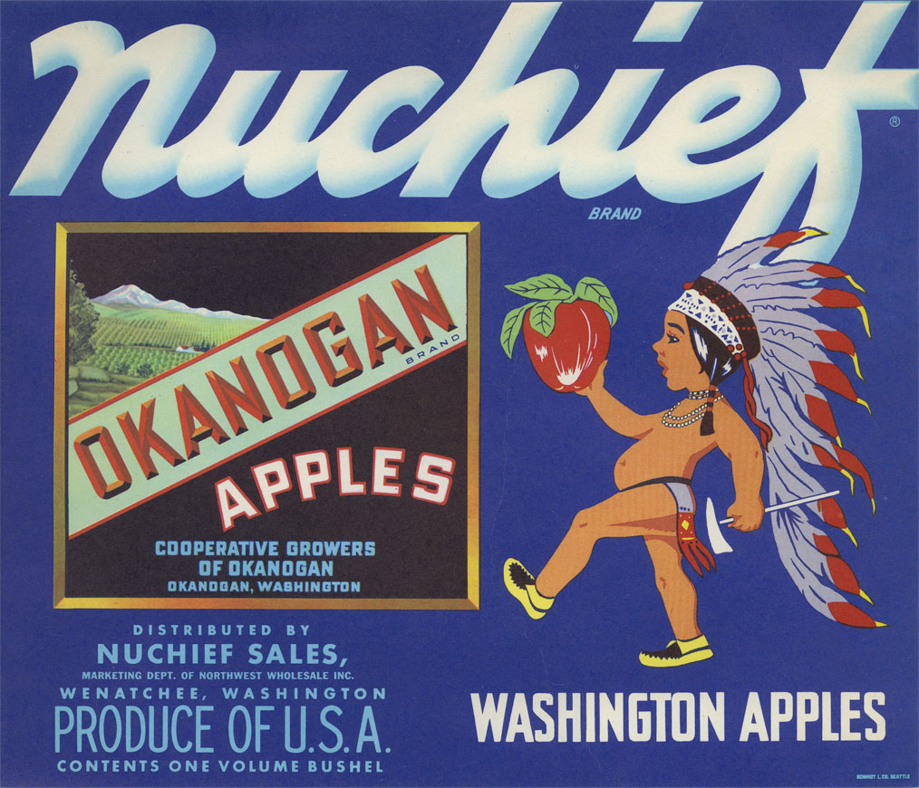 Nuchief Washington Apples