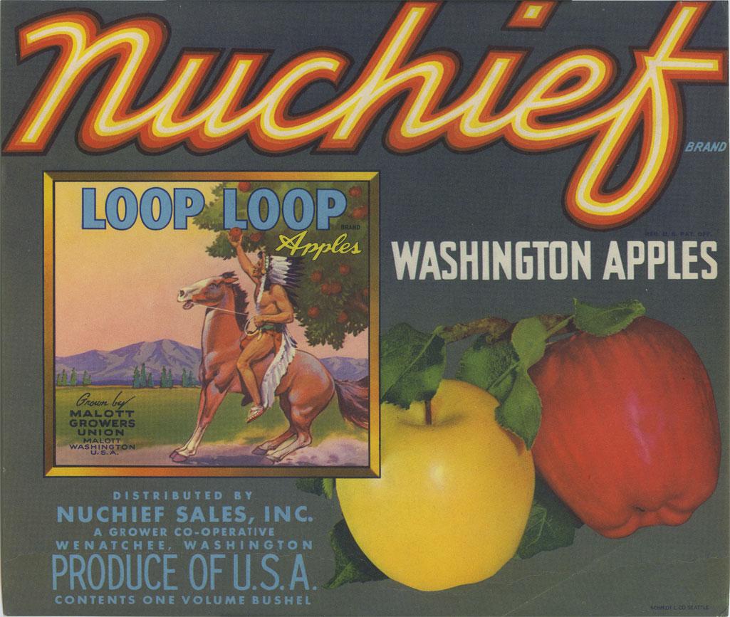 Nuchief Washington Apples