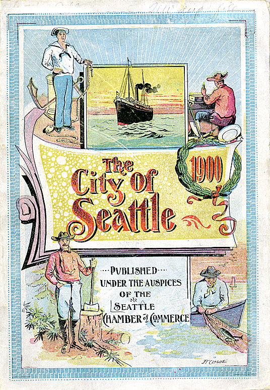 The City of Seattle, 1900