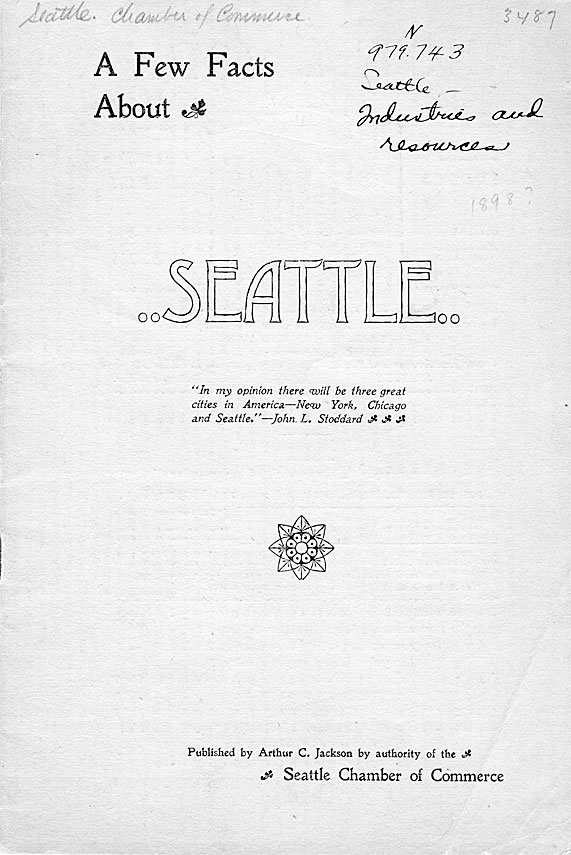 A Few Facts About Seattle
