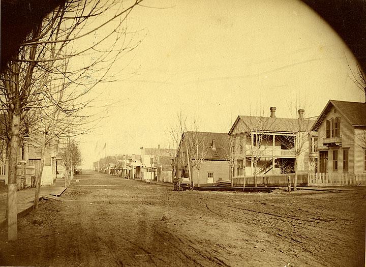 [Main Street, Olympia]