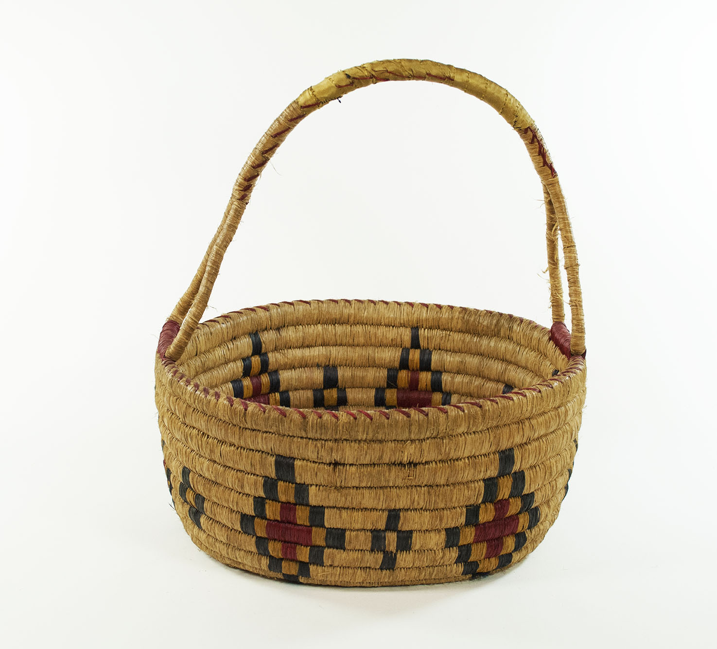 [basket with handle]