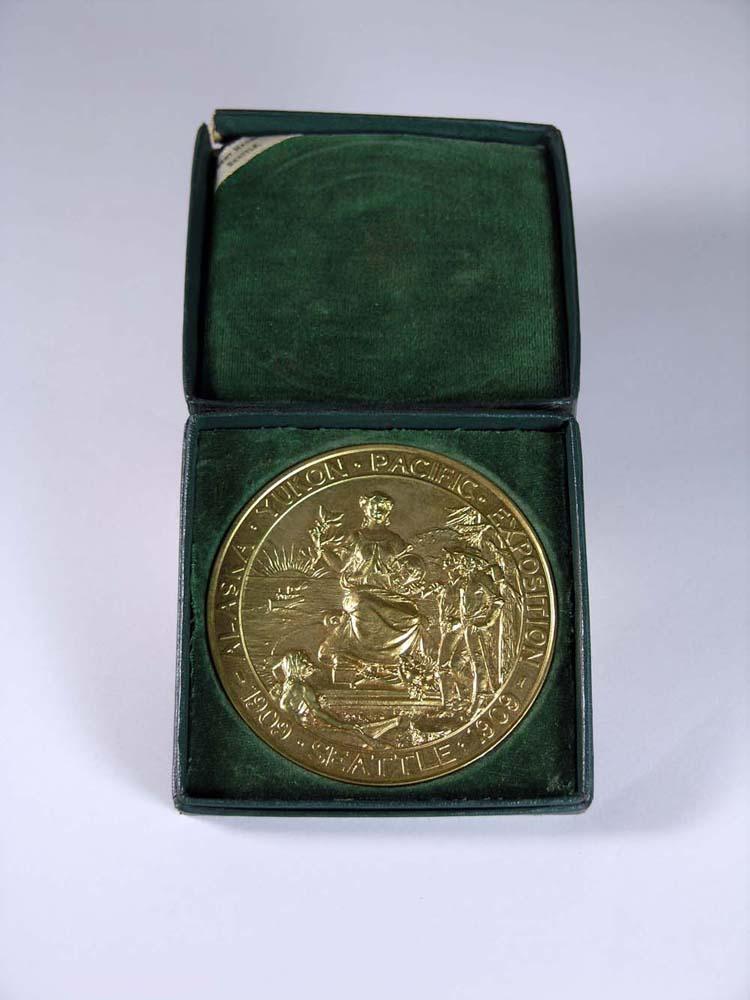 AYPE medal