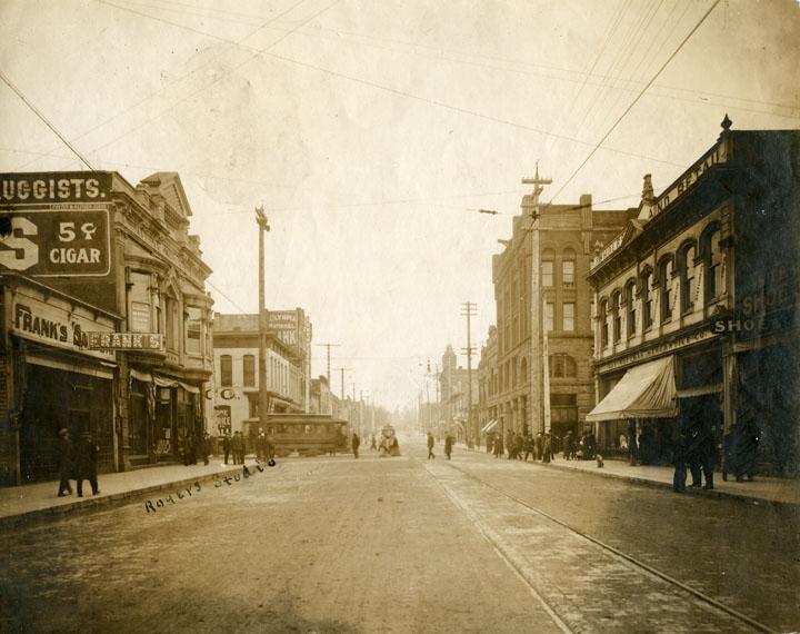 [Main Street Olympia]