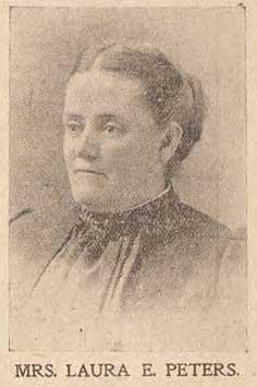 Laura Hall Peters portrait