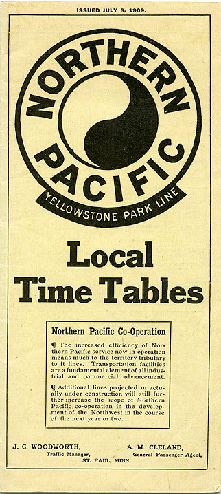 Local time tables