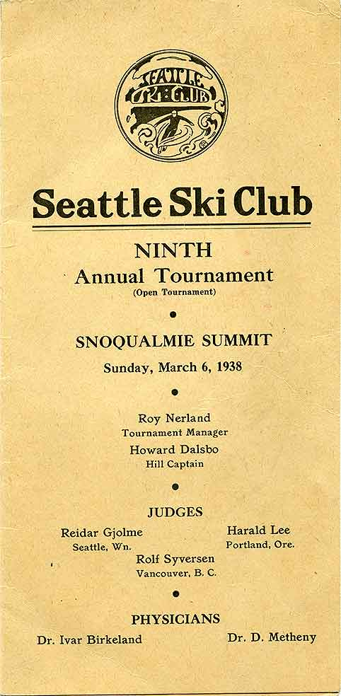 Ninth annual tournament (open tournament)