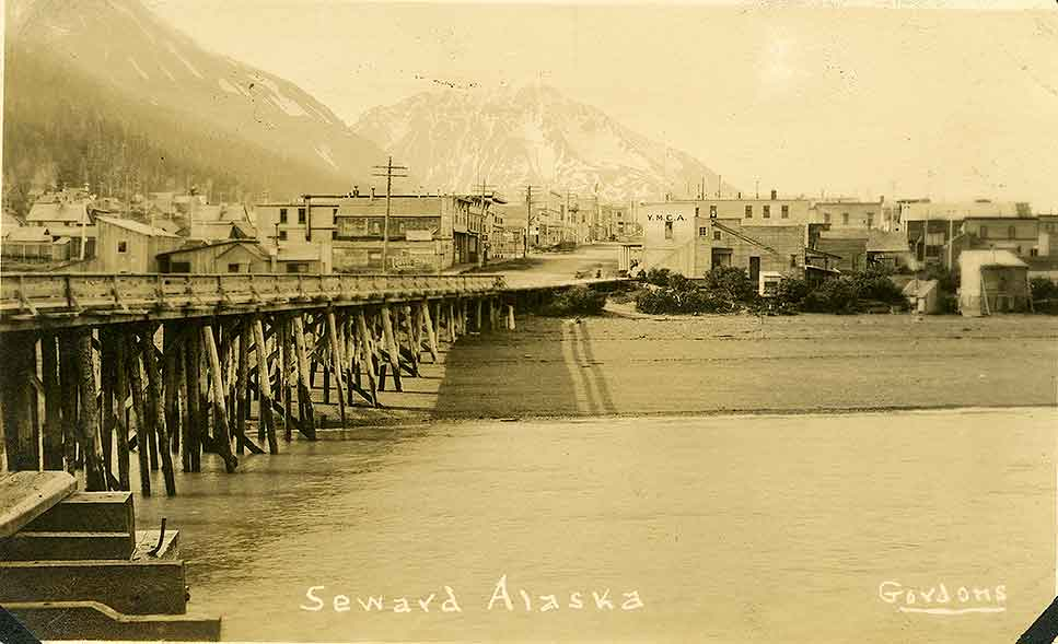 Seward, Alaska ca. 1912